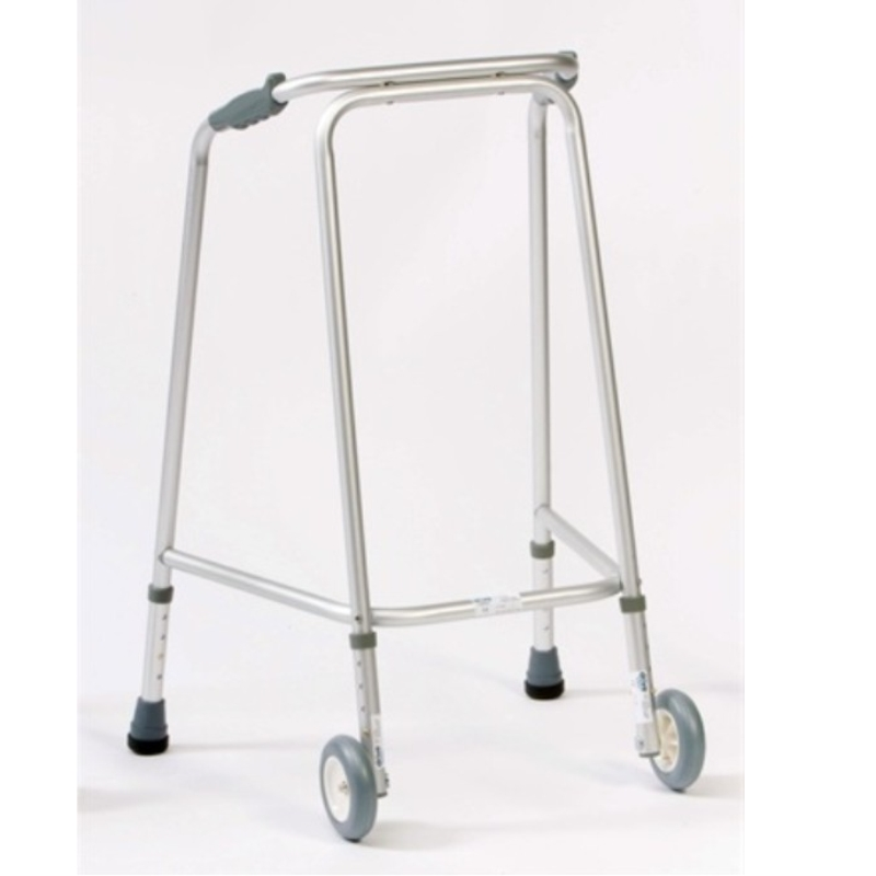 2 wheel walking zimmer frame - Zimmer Frame