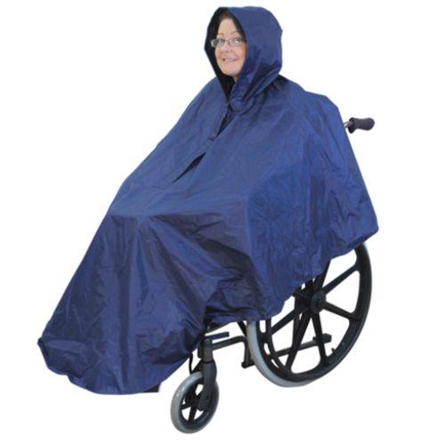 Aidapt, Universal, Waterproof Wheelchair Poncho