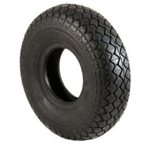 400 x 5 black tyre neumatic
