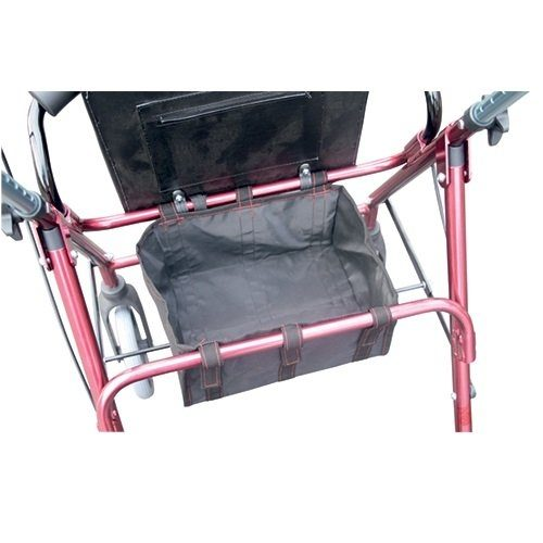Kozee Komforts, Underseat storage bag, Rollator bag, walker bag, 4 wheel walker bag
