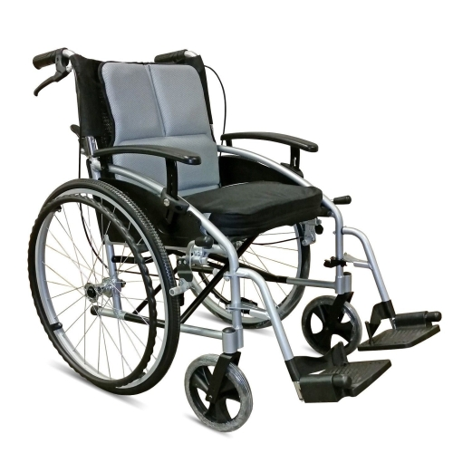 ZTec M Brand D Lite Self Propelled Lightweight Wheelchair