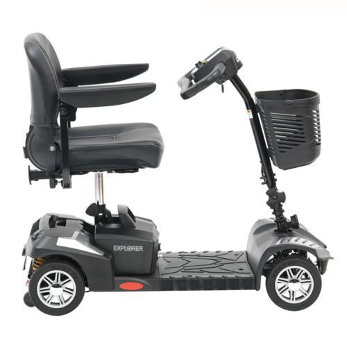Explorer Mobility Scooter, 4mph, Drive Medical