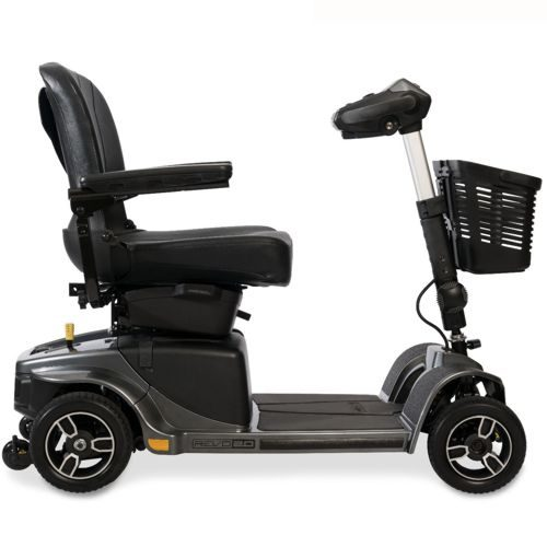 Pride Mobility, Revo 2.0 Mobility Scooter, Blue, Grey