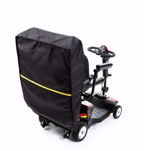 Scooterpac, Mobility Scooter Rain Cover, Canopy, Universal sizing, Extra Large, Standard, Waterproof, Weatherproof, One size fits all