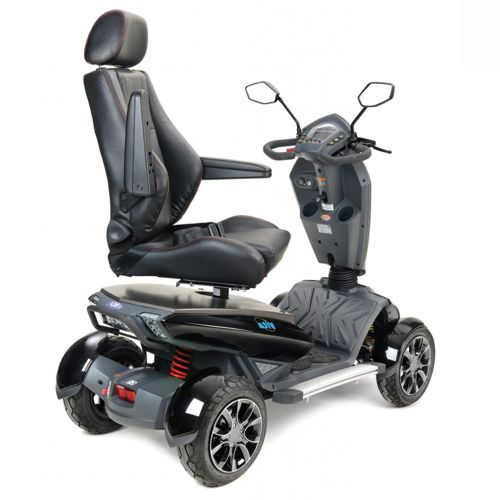 TGA Vita Sport Electric Mobility Scooter, Swivel Seat