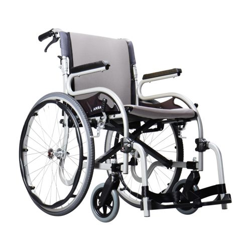 Karma Star 2, Self Propelled Wheelchair, Lightweight, Removable Wheels