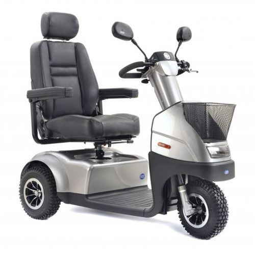 TGA, Breeze Midi 3, Mobility Scooter, 3 Wheel, Electric, 8MPH Speeds, All Terrain