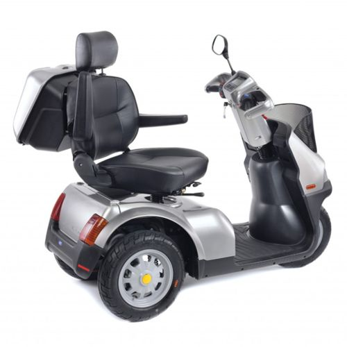 Breeze S3 Electric Mobility Scooter. with Swivel Seat