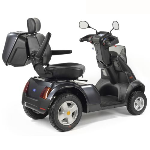 TGA, Breeze S4 Mobility Scooter, Swivel Seat, 8MPH, 31st user weight,