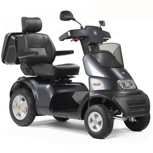 TGA, Breeze S4 Mobility Scooter, 8MPH, 31st user weight, 20 Mile Range,
