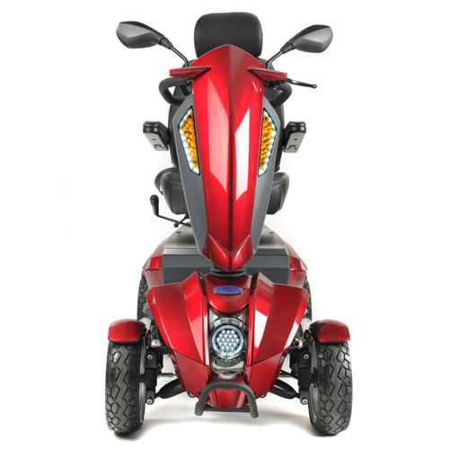 TGA, Vita Midi, Electric Mobility Scooter, Front View