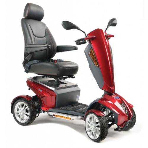TGA, Vita Midi, Mobility Scooter , speed of 8mph, Red