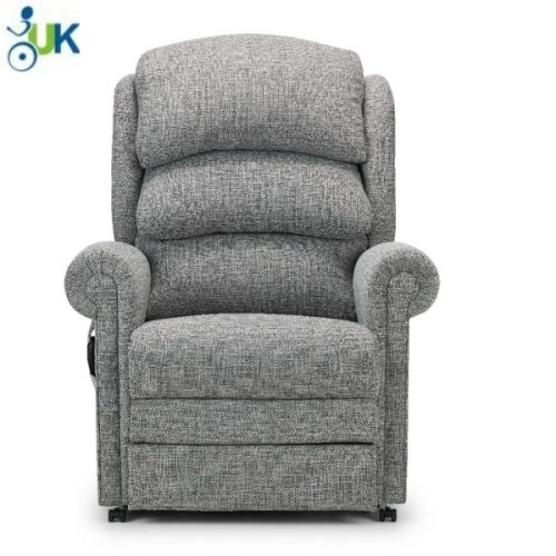 dorchester rise and recline grey
