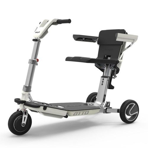 Moving Life, ATTO Freedom Folding Mobility Scooter, Lightweight and portable