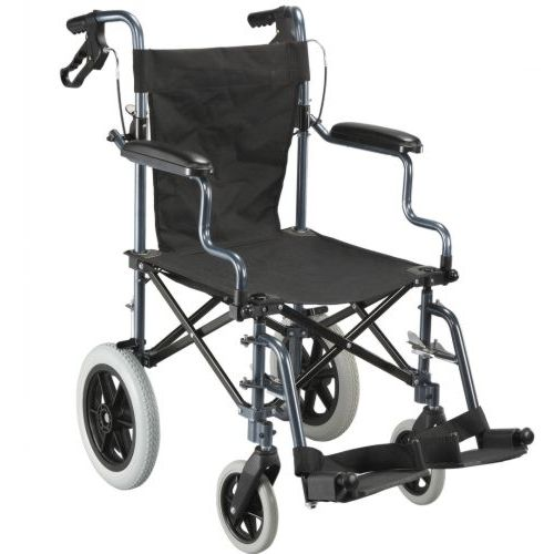 Karma Mobility Bluebird Travel Wheelchair, Transit and lightweight