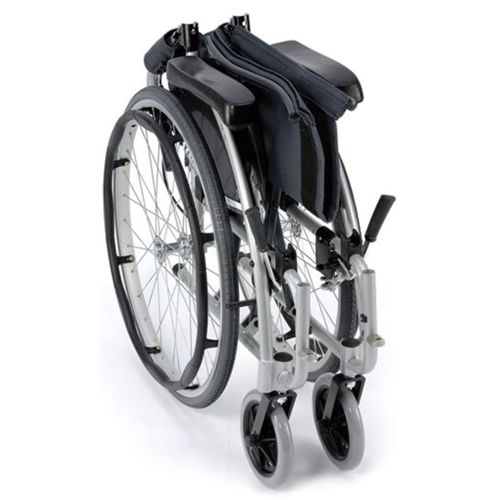 Karma Ergo 115 Self Propel Wheelchair Folded