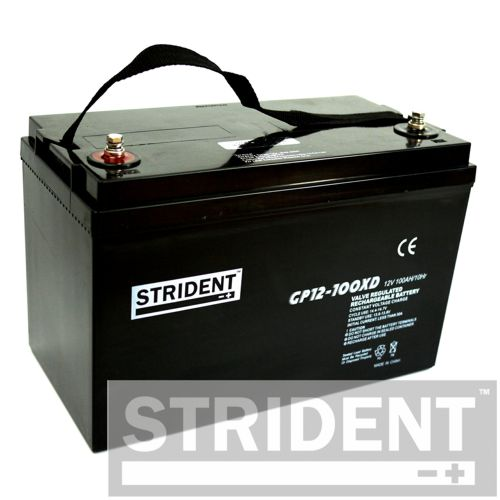 a lead acid mobility scooter battery 100ah