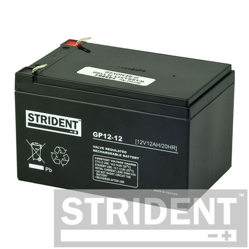 a lead acid mobility scooter battery 12ah