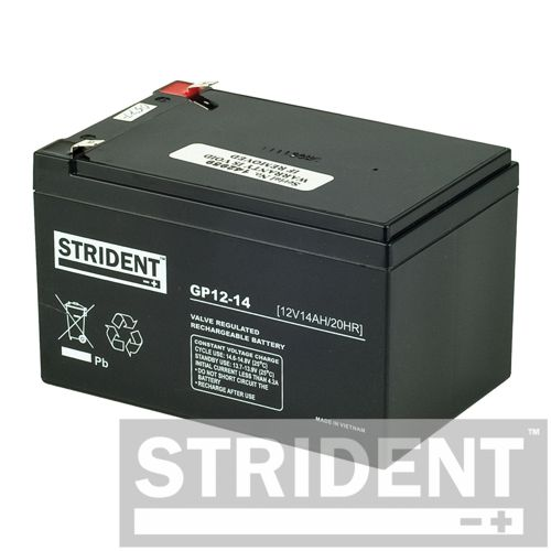 a lead acid mobility scooter battery 14ah