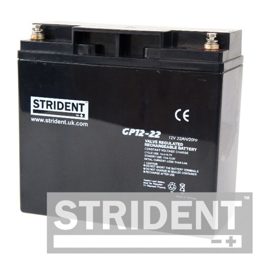 a lead acid mobility scooter battery 22ah
