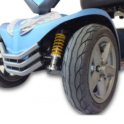 front section of the Rascal Vecta Sport Scooter