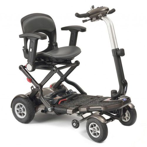 TGA Mobility Minimo Plus 4 Folding Mobility Scooter