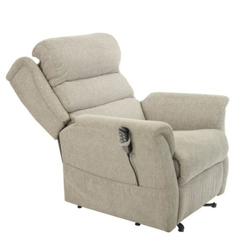 Valency rise and recliner cosichair reclined back