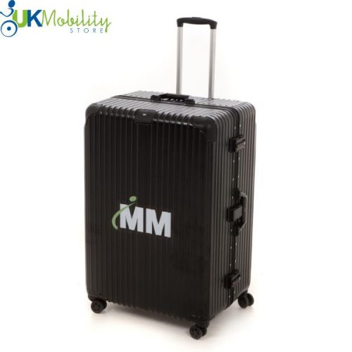 hard travel case folding mobility scooter