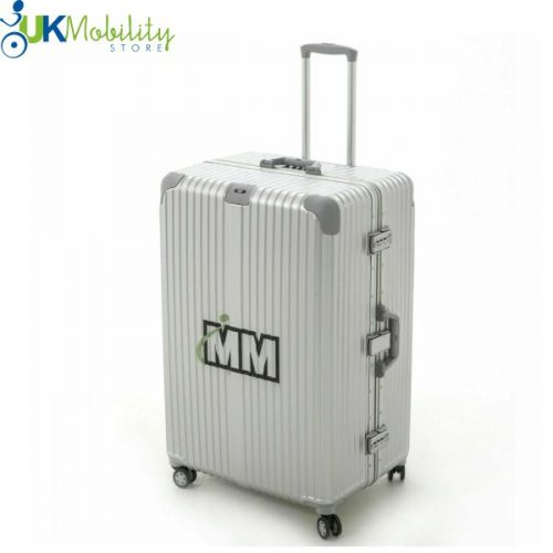 folding mobility scooter hard travel case