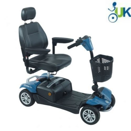 rascal dx mobility scooter blue
